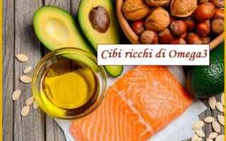 Alimentazione: omega 3  cibo  alimentazione  salute