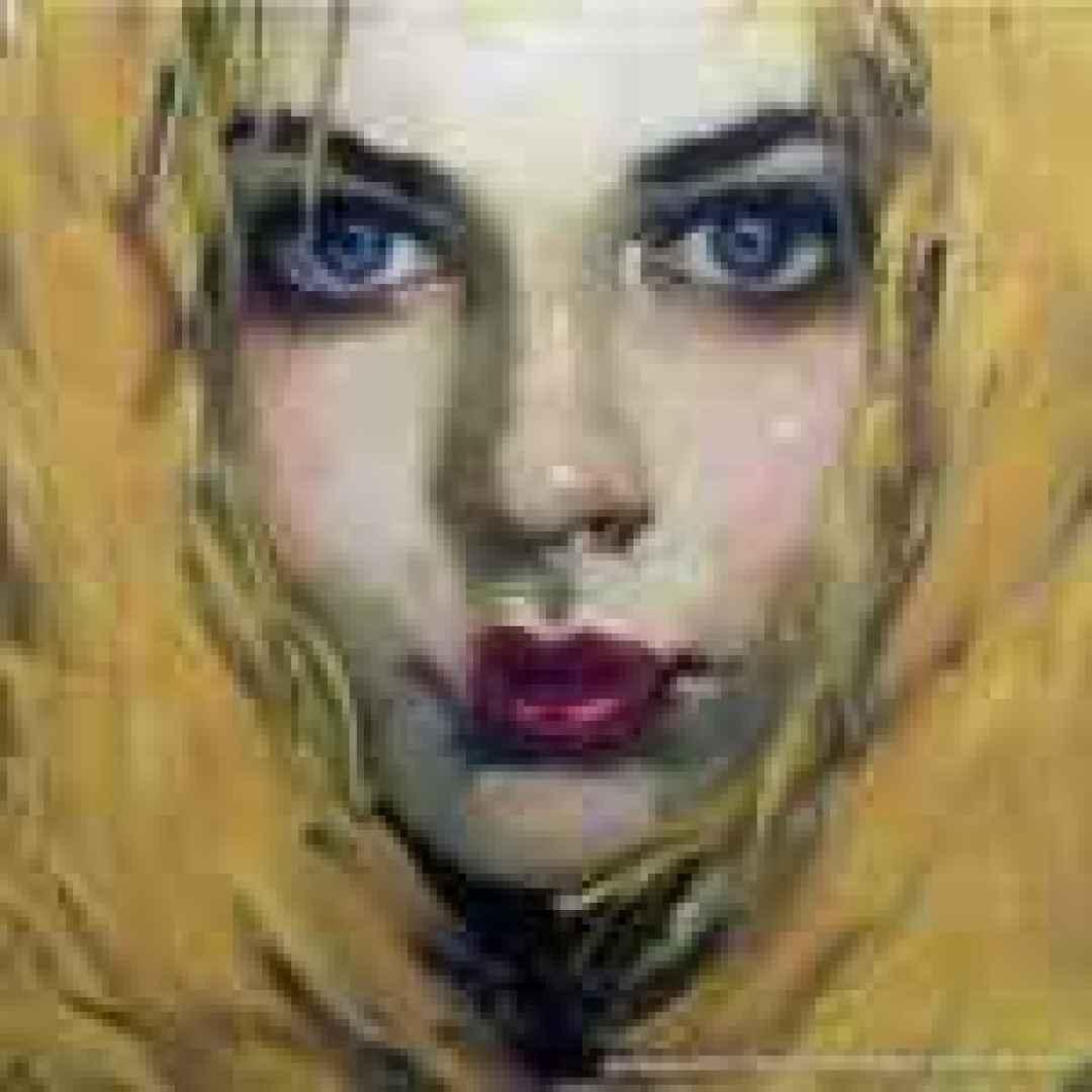 arte  contemporaneo  pittore  sensuale