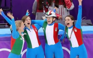Sport Invernali: italia  short track  olimpiadi  olanda  olimpiadi invernali