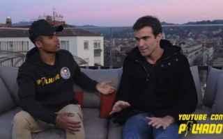 Calcio Estero: douglas costa  flamengo  gremio  morte
