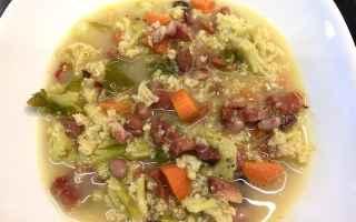 Ricette: zuppe  ricette sane  alimentazione sana