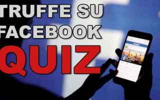 Facebook: facebook  quiz  truffe