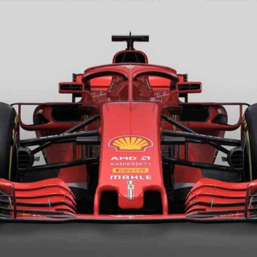 ferrari  formula 1  2018  vettel