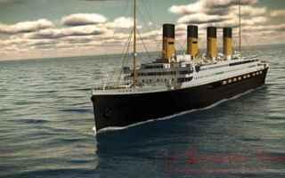 dal Mondo: titanic  titanic ii  southtempton  ny