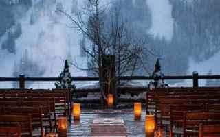 Amore e Coppia: matrimonio  natura  ecologia