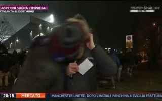 Europa League: atalanta  borussia  bacio