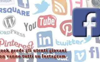 Social Network: facebook instagram snapchat