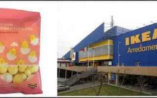 Alimentazione: ikea  ritiro dal mercato  marshmallow
