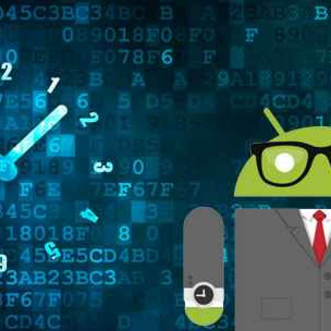 lavoro android applicazioni orari