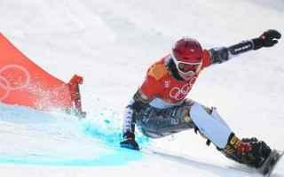 Sport Invernali: ledecka  pyeongchang  olimpiadi invernali  olimpiadi