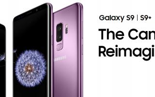 Cellulari: samsung galaxy s9  samsung  s9 plus  s9