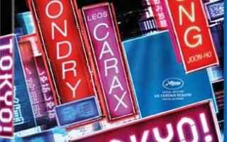 Cinema: tokyo film leos carax michel gondry