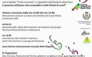 castel bolognese  carnevale