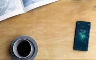 Cellulari: sony  mwc  smartphone