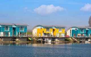 Architettura: acqua  dighe  fiumi  galleggiare  paesag