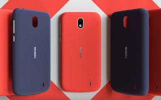 Cellulari: nokia 1  nokia  android go  mwc 2018