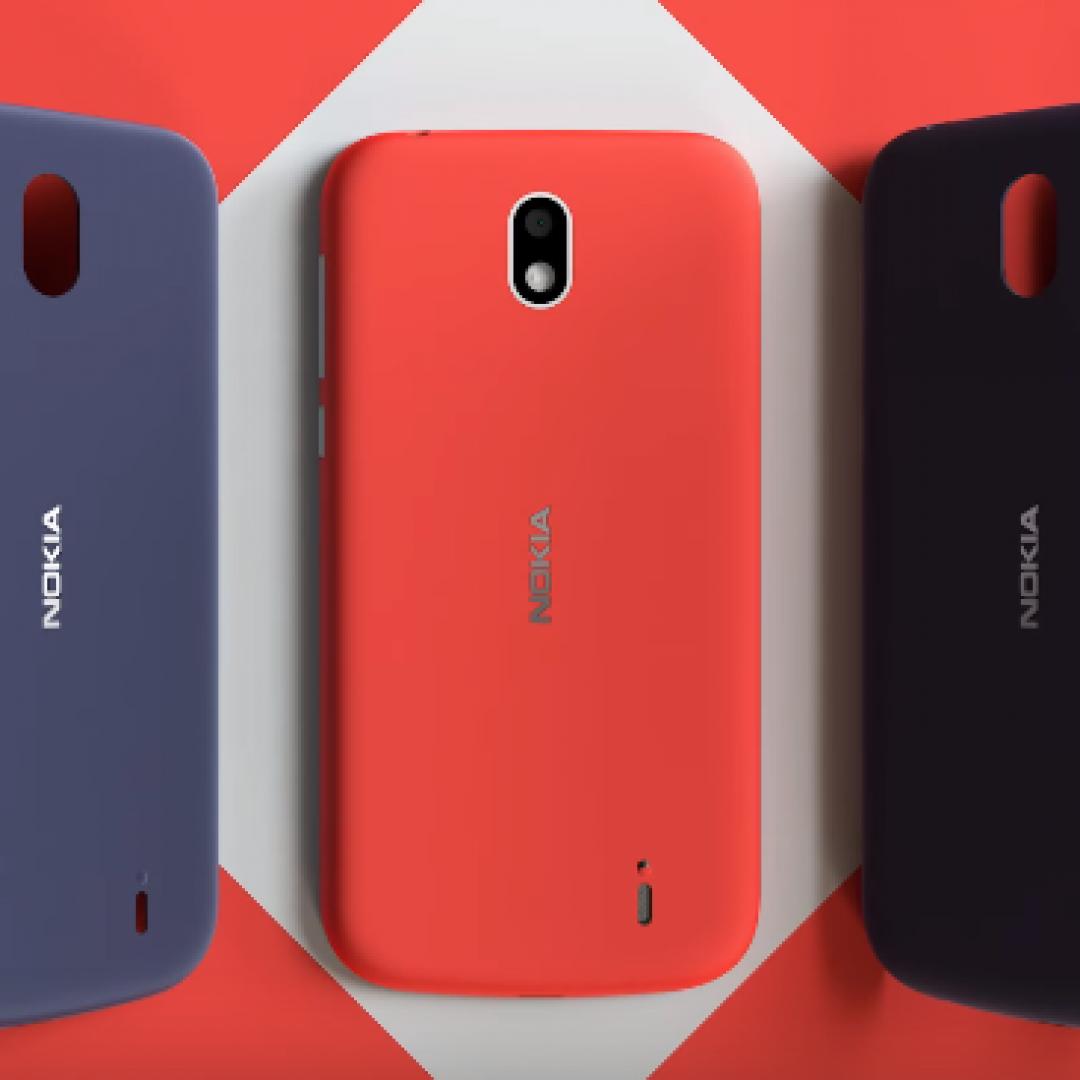 nokia 1  nokia  android go  mwc 2018