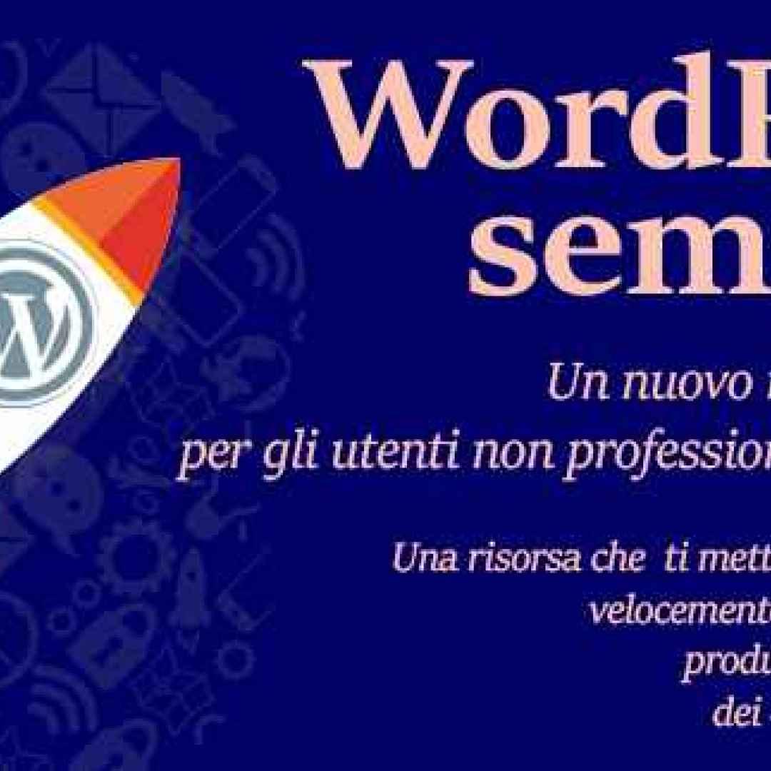 wordpress  semplice  manuale  cms  principia