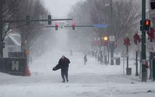 Meteo: neve  maltempo  previsioni