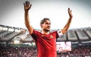 Calcio: totti  as roma  dirigente