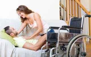 Sesso: disabili  cultura  società