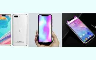 Cellulari: smartphone  mwc 2018  android