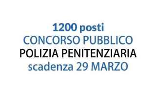 concorso polizia  1200 posti concorso