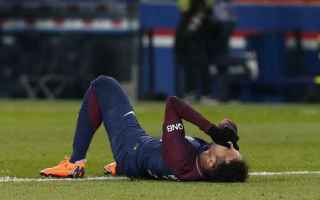 Calcio Estero: emery  neymar  psg