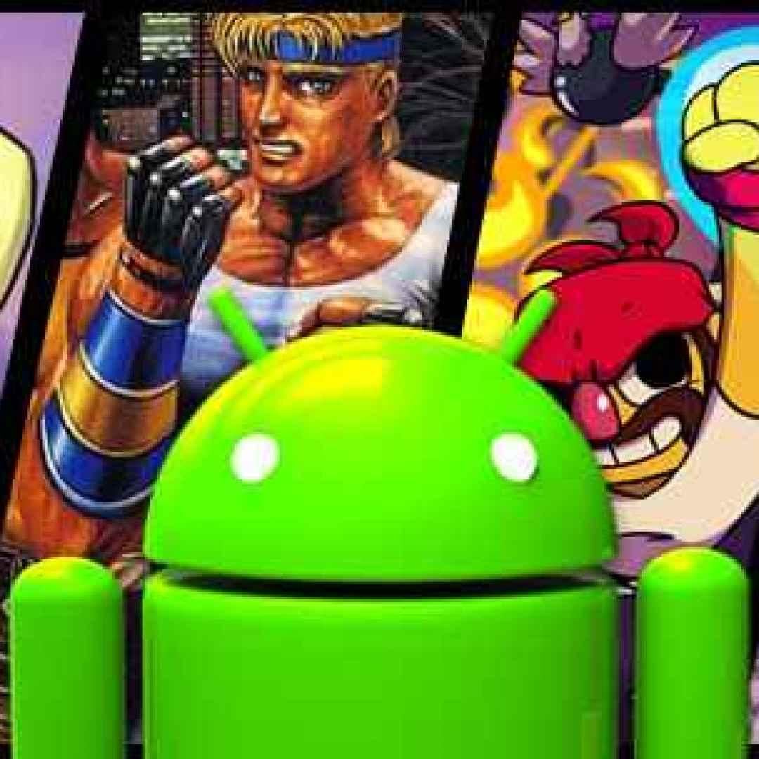 picchiaduro android arcade giochi