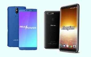 Cellulari: smartphone  leagoo  energizer