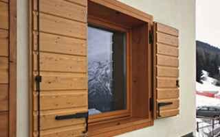 Casa e immobili: finestre  persiane  legno  vernice acqua