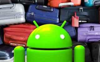 lista bagaglio viaggi android