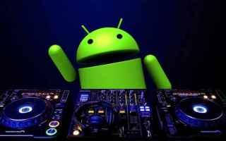 Audio: dj  mixer  musica  android