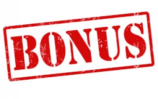 Calcio: bonus scommesse  bonus benvenuto  bonus
