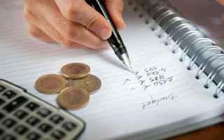 Soldi: bilancio familiare  excel  risparmio