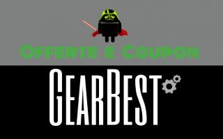 Cellulari: smartphone  gearbest  offerta lampo