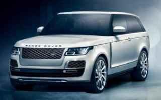 Automobili: range rover  suv  ginevra