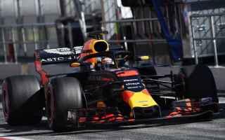 Formula 1: ricciardo  red bull  barcellona
