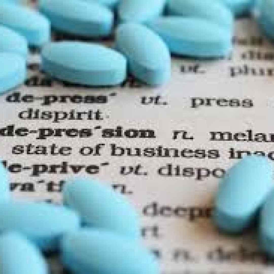 depressione  farmaco  ansia  panico