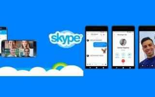 Video online: skype  messenger  videochiamate
