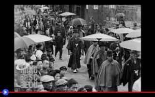 Cinema: giappone  storia  filmati  bianco e nero