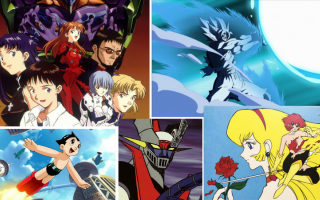 Anime: anime  animazione giapponese  cartoni  astro boy mazinga z  gundam  captain tsubasa  holly e benji  dragon ball  pokémon
