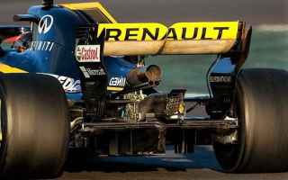 Formula 1: formula 1  test  barcellona  renault