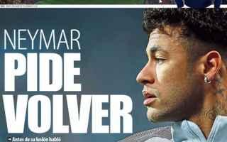 Calciomercato: neymar barcellona calcio calciomercato