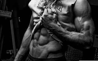 bodybuilding  allenamento  fitness