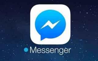 App: messenger  ios