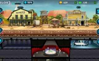 Mobile games: westworld  videogame  gestionale