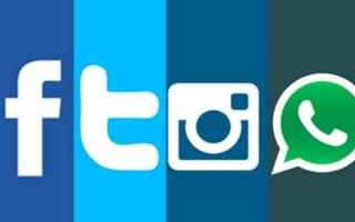 Social Network: whatsapp  twitter  facebook  instagram