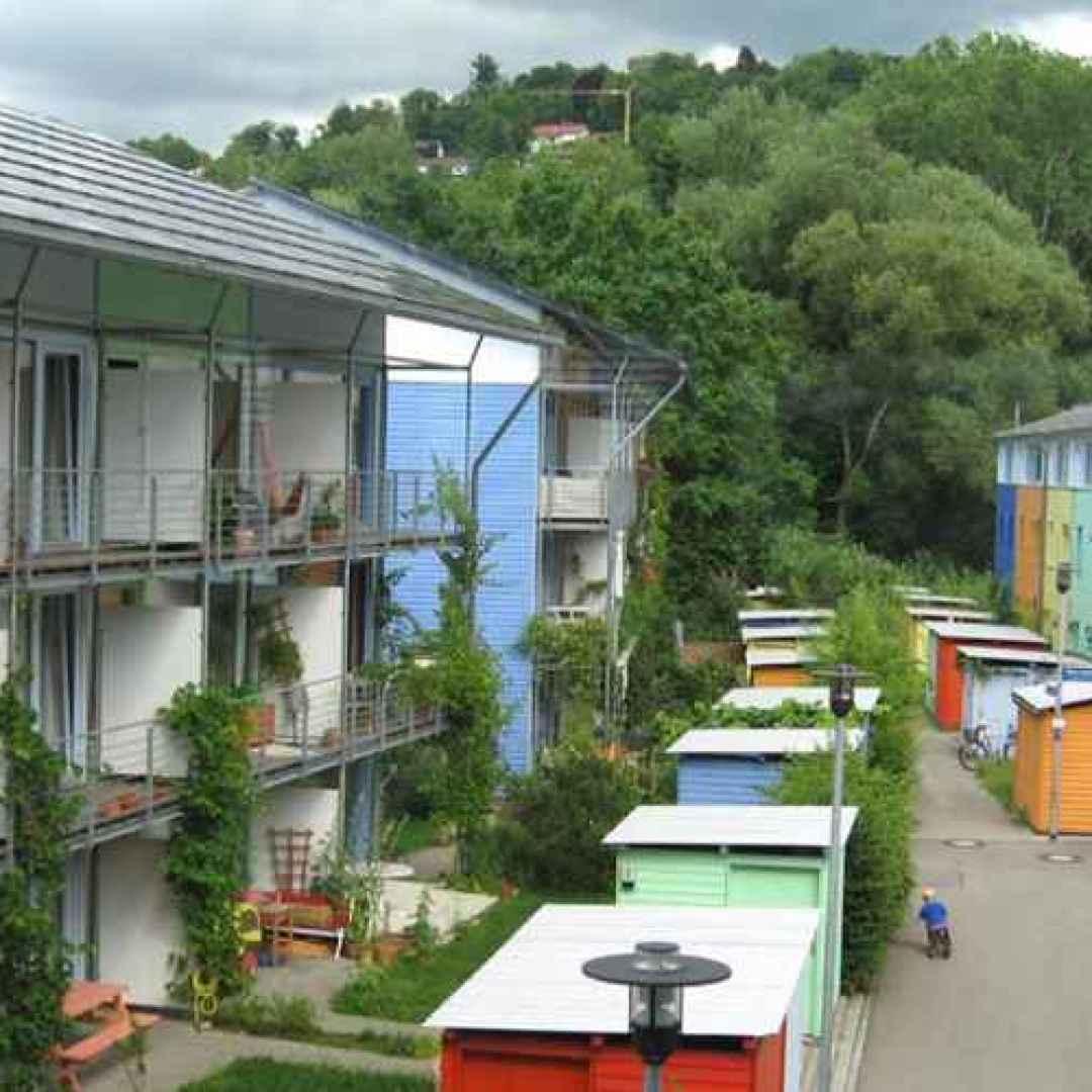 alberi  fotovoltaici  paesaggio  riscald