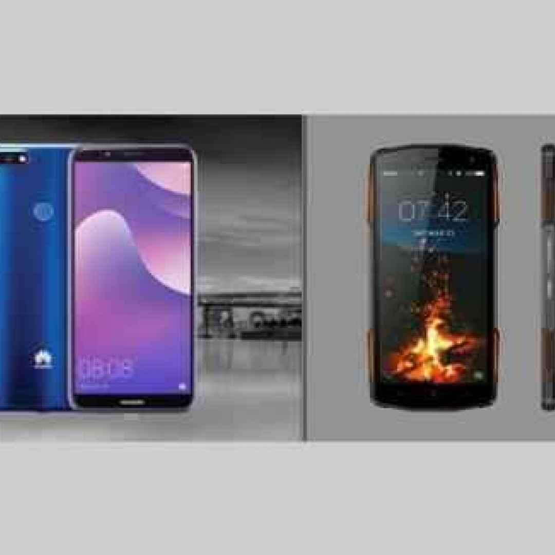 leagoo  huawei  smartphone